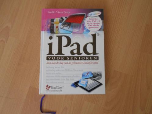 iPad voor senioren boek
