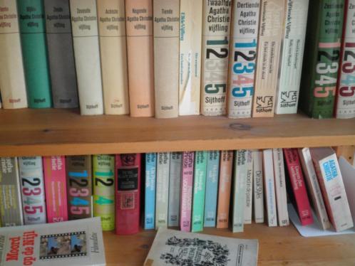 Agatha Christie meer dan 40 boeken incl toneelstuk