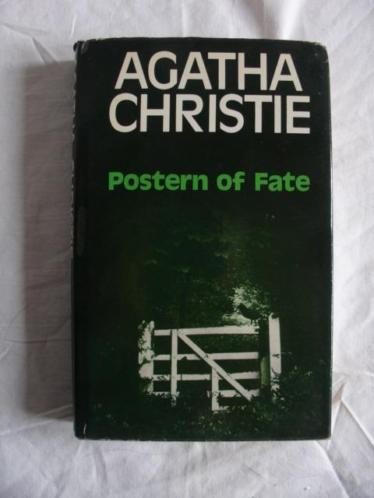 Agatha Christie = Postern of fate (1e druk)