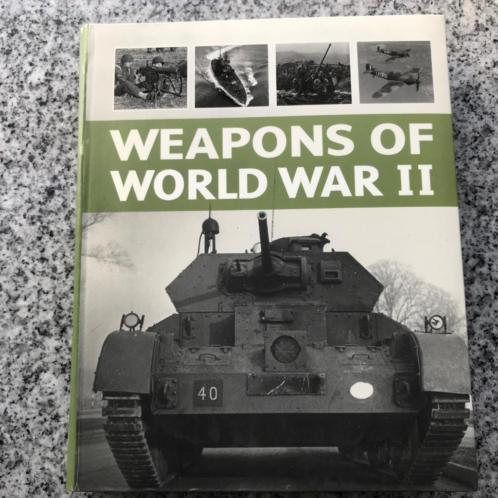 Weapons of World War II (Alexander Ludeke)
