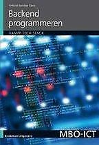 MBO ICT Backend programmeren 9789057523328