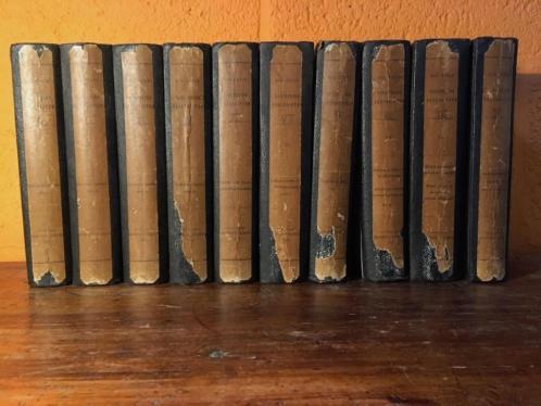 Robert Fruin, Verspreide Geschriften, 10 delen, 1900 - 1905
