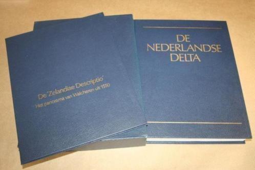 De Nederlandse Delta - Grote gedenkuitgave in 2 delen !!