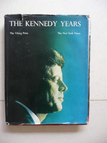 The Kennedy Years Viking Press NY Times 1964 + wereldkroniek