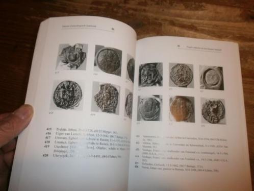 476 zegels uit het drents archief veel afb heraldiek