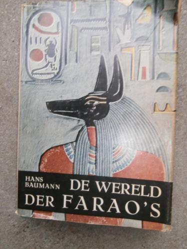 De wereld der Farao,s en het ontdekken van de Nijl