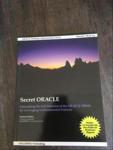 Oracle boeken