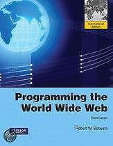 Programming the World Wide Web 9780137053834