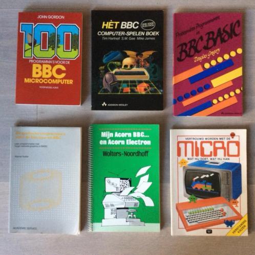 BBC en Acorn boeken en programma's