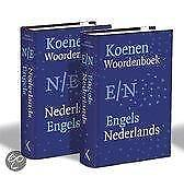 Concise Dutch English Dictionary 9789066486348
