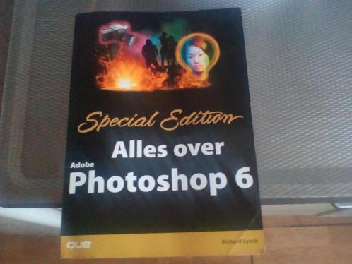 Boek 'alles over photoshop 6 by Richard Lynch