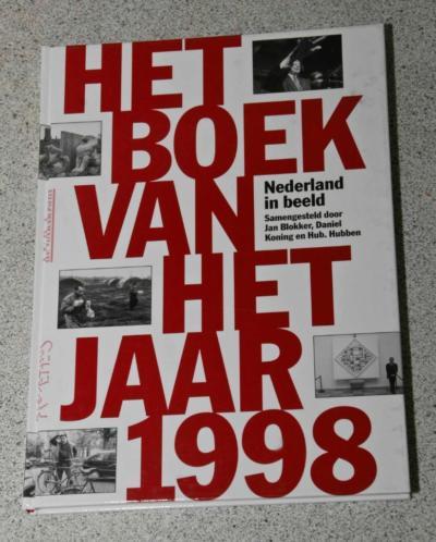 Het boek van het jaar 1998. Uitgegeven door De Volkskrant.
