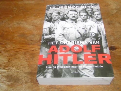 Het charisma van Adolf Hitler (3e Rijk, Duitsland, nazi,Wo2