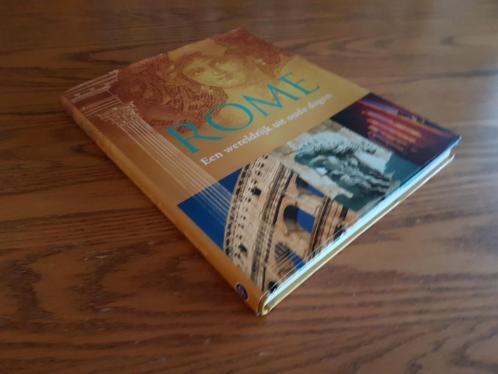 ROME Een WERELDRIJK uit OUDE DAGEN