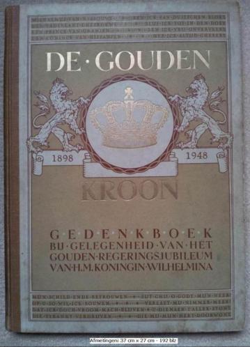De Gouden Kroon (Gedenkboek-1948)