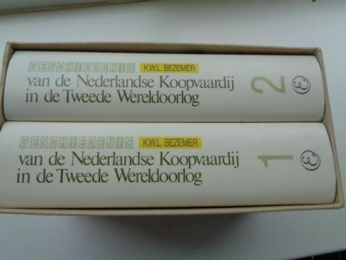 Geschiedenis van de Nederlandse Koopvaardij in de Tweede