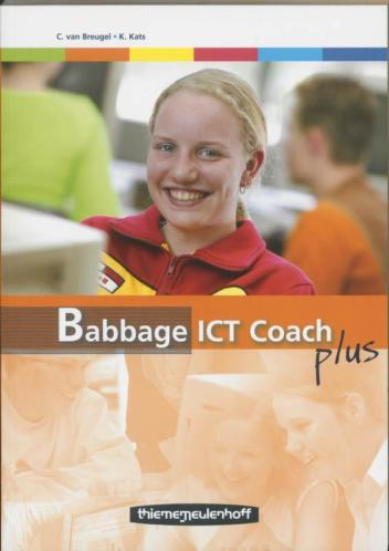 Babbage ITC coach Babbage ICT Coach plus 9789006260762