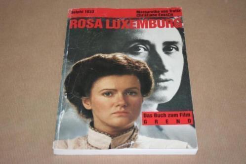 Fraai boek over Rosa Luxemburg !!