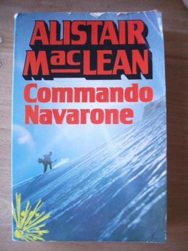 Alistair Maclean - 4 verschillende boeken