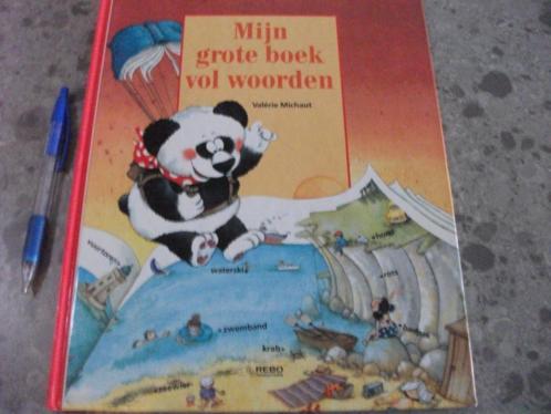 9952 / valerie michaut / mijn grote boek vol woorden