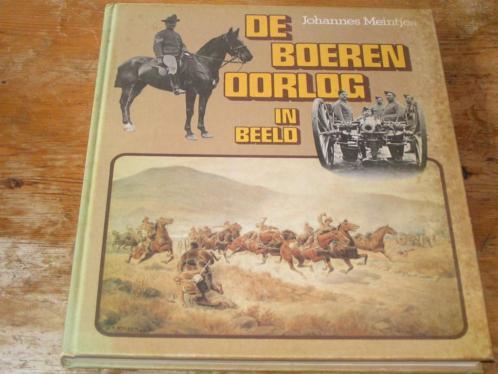 De Boerenoorlog in beeld (1899-1902 Zuid_afrika)