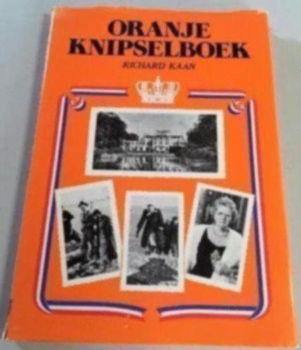 Oranje Knipselboek, richard kaan 30-4-1979