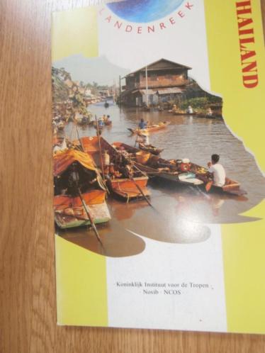 Thailand geschiedenis en cultuur