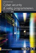 MBO ICT Veilig programmeren webdesign en cyber 9789057523588