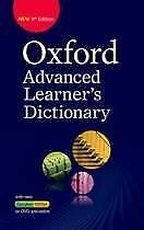 Oxford Advanced Learners Dictionary 9780194798785
