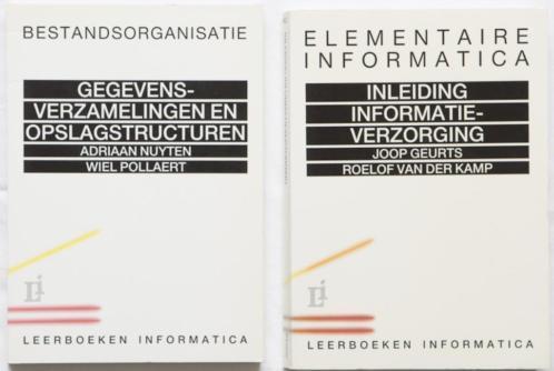 Inleiding Informatieverzorging + Gegevensverzamelingen en ..