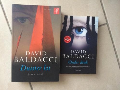 2 x boeken David Baldacci