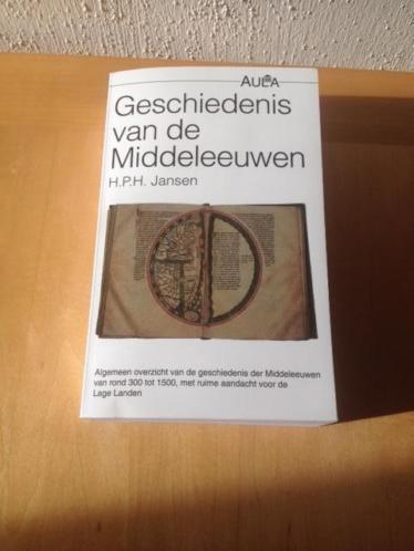 Geschiedenis van de Middeleeuwen- H.P.H. Jansen