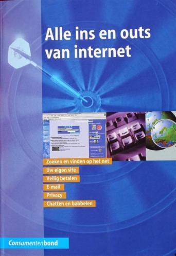 ALLE INS EN OUTS VAN INTERNET > 4de BOEK GRATIS