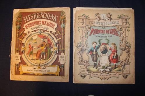 H036-Feestgeschenk aan de Nederlandsche jeugd