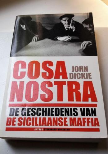 Cosa Nostra door John Dickie