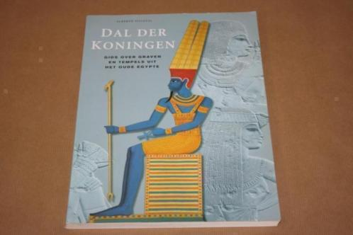 Dal der Koningen - Gids over graven en tempels uit het Oude