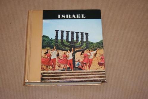 Fraai oud fotoboek van Israel - 1966 !!