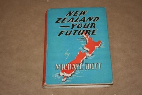New Zealand - Your future - Oude uitgave 1948 !!