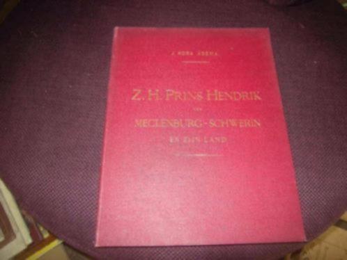 Z.H. Hertog Hendrik van Mecklenburg-Schwerin en zijn land
