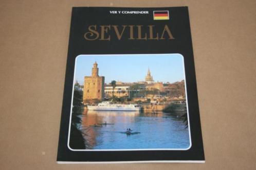 Fraai fotoboek van Sevilla !!