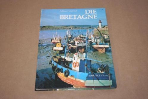 Fraai fotoboek van de Bretagne (Frankrijk) !!