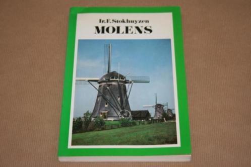 Fraai boek over molens in Nederland !!