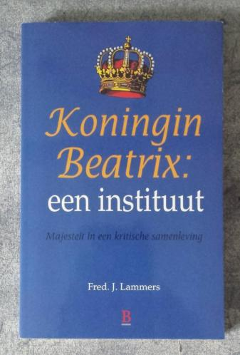 Koningin Beatrix: een instituut (3989)