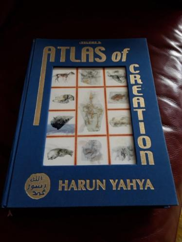 Harun Hyaya, Atlas of Creation volume II