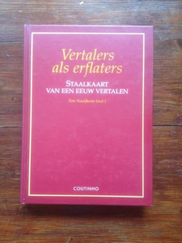 Ton Naaijkens Vertalers als erflaters 1996 nieuw hardcover