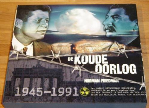 De Koude Oorlog. 1945-1991. Norman Friedman Kosmos/Z&K 2005