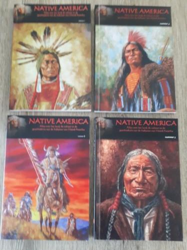 4x Native America (Indianen)