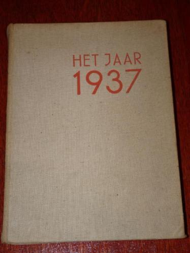 Het jaar 1937