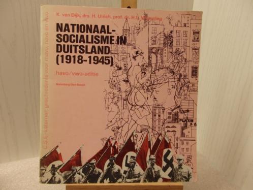 Lesboek nationaal socialisme in Duitsland 1918-1945. Boek he