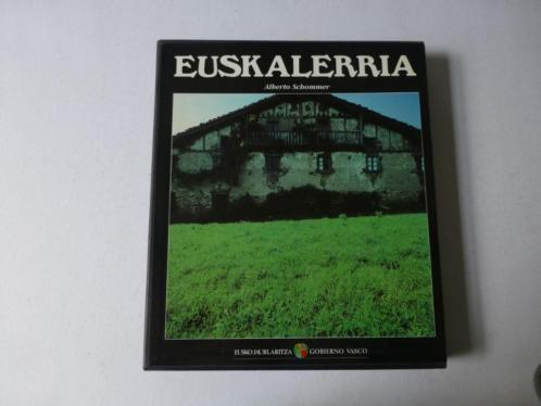 Alberto Schommer, Euskalerria. (Baskenland)